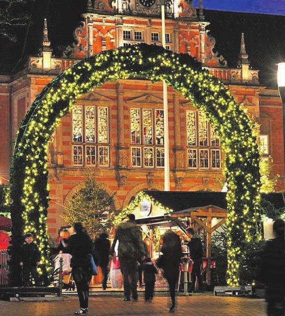 Weihnachtsstadt Harburg