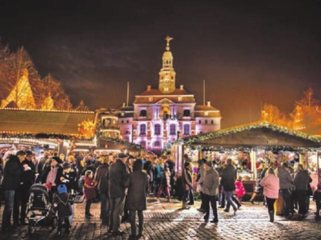 Weihnachten in Stadt & Land
