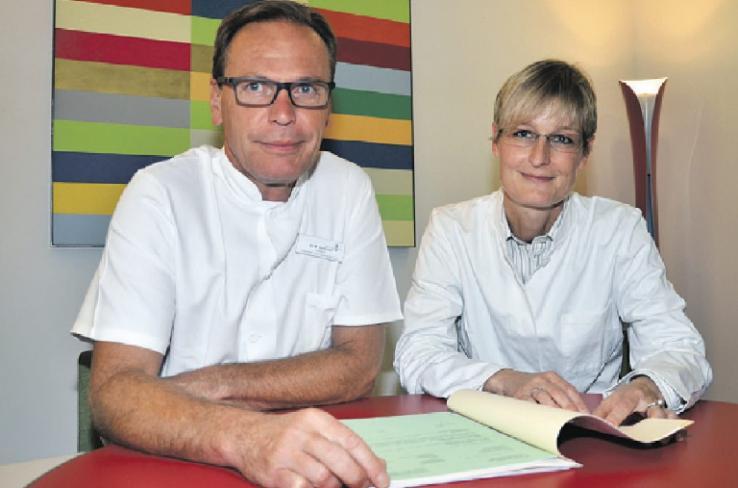 Hilfe für Schilddrüsen-Patienten