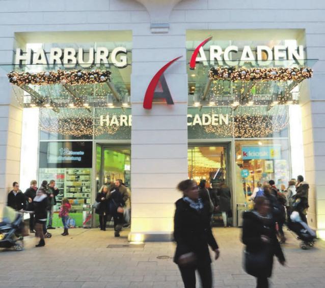 Einkaufsstadt Harburg