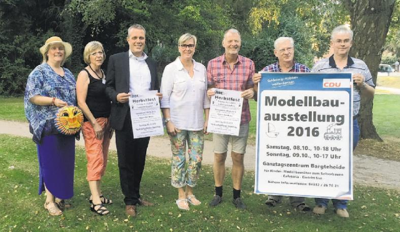 Herbstfest in Bargteheide – drei tolle Tage in Aktion