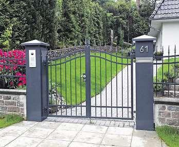 Zäune & Tore mit Ambiente